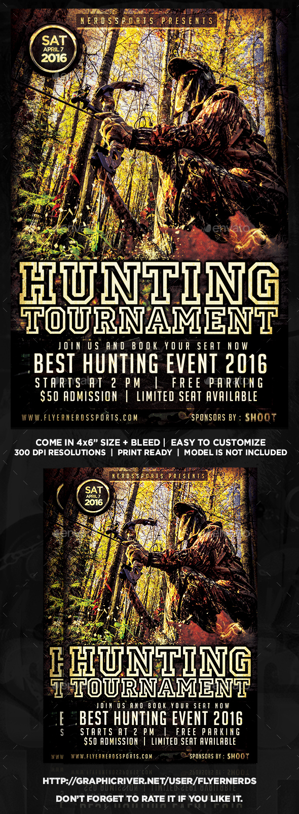Hunting Tournament 2016 Sports - Sports Events
