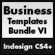 Business Templates Bundle VI - US Letter - GraphicRiver Item for Sale