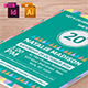Birthday Party Invitation Template - Vol . 8 - GraphicRiver Item for Sale