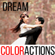 3 Dream Colors Photoshop Actions - GraphicRiver Item for Sale
