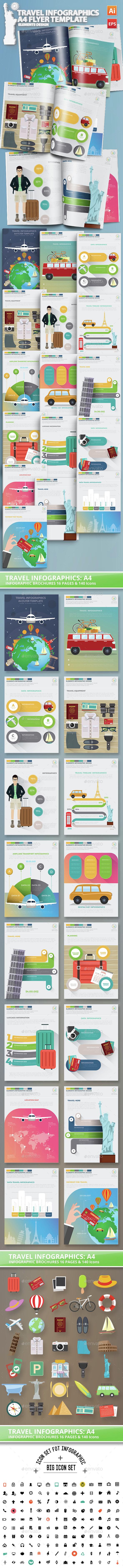 Travel Infographics Design - Infographics