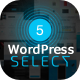 Select - Responsive Landing Page WordPress Theme Nulled