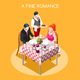 Life Time 02 People Isometric - GraphicRiver Item for Sale