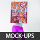Poster Holding Mock-Up - GraphicRiver Item for Sale