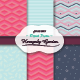 Seamless Patterns Pack - Heavenly Sea - GraphicRiver Item for Sale