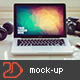 Laptop Screen Mockup v2 - GraphicRiver Item for Sale