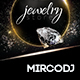 Jewelry Store Business Card - GraphicRiver Item for Sale