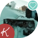 Snowplow Removes a Lot Of Snow - VideoHive Item for Sale