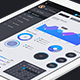 iPad Dashboard UI - GraphicRiver Item for Sale