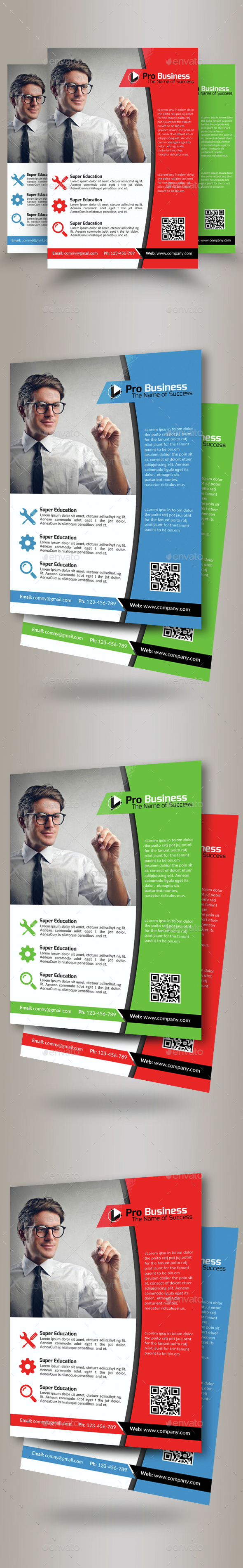 Human Resources Management Consulting Flyer - Corporate Flyers
