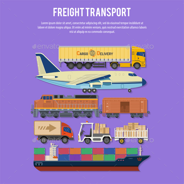Cargo Transport and Packaging - Industries Business