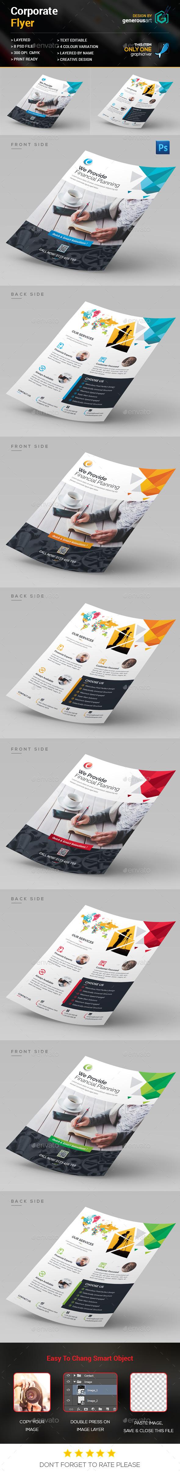 Design Flyer - Corporate Flyers