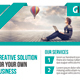 Corporate Post Card 03 - GraphicRiver Item for Sale
