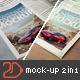 Newspaper Advert Mockups Bundle 2 in 1 - GraphicRiver Item for Sale