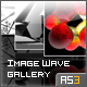 Image Wave Gallery - Dynamic XML Gallery (AS3)