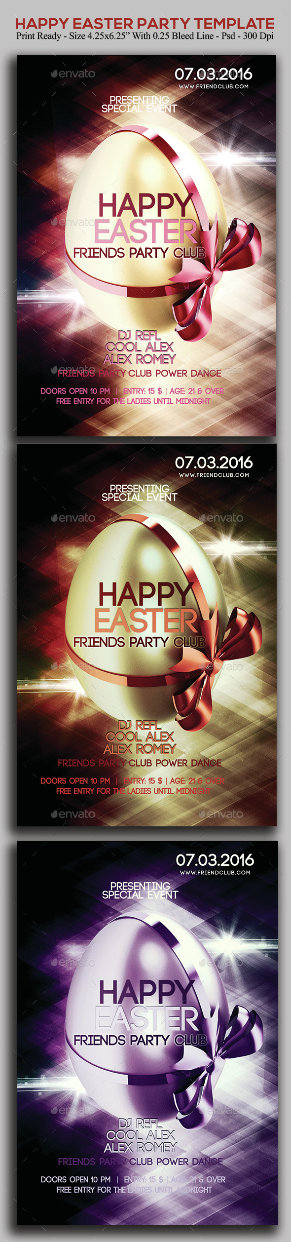 Happy Easter Party - Clubs & Parties Events