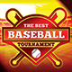Baseball  Flyer Template Nulled