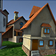 Village-1 (fablesalive game asset)  - 3DOcean Item for Sale