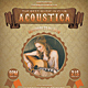 Acoustic Night Flyer / Poster - GraphicRiver Item for Sale