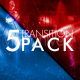 5 Pack Transitions - VideoHive Item for Sale