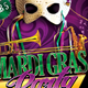 The Mardi Gras Template  - GraphicRiver Item for Sale
