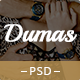 DumaruWatch - Multipurpose eCommerce PSD Template - ThemeForest Item for Sale