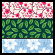 20 Spring Floral Seamless Vector Patterns - GraphicRiver Item for Sale