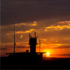 Sunset Above The City - VideoHive Item for Sale