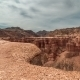 Charyn Grand Canyon At Blue Sky In Kazakhstan - VideoHive Item for Sale