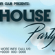 House Party Web Slider - GraphicRiver Item for Sale