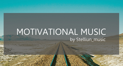 Motivational Uplifting Inspiring music