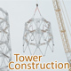 New TV Tower Construction - VideoHive Item for Sale