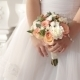 The Bride Holds a Wedding Bouquet - VideoHive Item for Sale