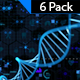 Medical Background-6 Pack - VideoHive Item for Sale