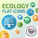 Ecology Concept Icon Set - GraphicRiver Item for Sale