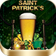 St. Patrick's Flyer - GraphicRiver Item for Sale