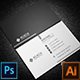 SixDec Simple Business Card - GraphicRiver Item for Sale