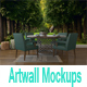 Artwall Mockups - GraphicRiver Item for Sale