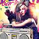 Flash Back 80s Flyer - GraphicRiver Item for Sale