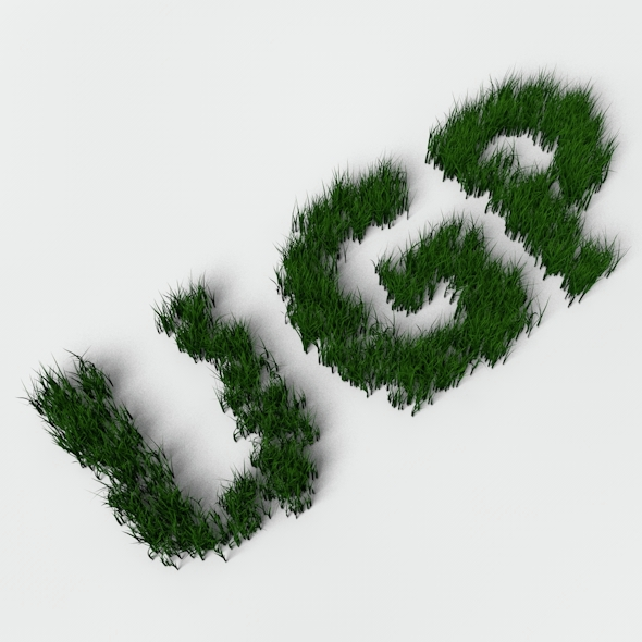 Ultimate Grass Pack v1.0 - 3DOcean Item for Sale