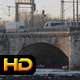 Traffic on Bridge - VideoHive Item for Sale