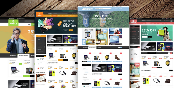 VG Primave – Multipurpose WooCommerce WordPress Theme