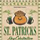 Vintage St. Patricks Day Flyer - GraphicRiver Item for Sale