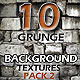 10 Grunge Backgrounds Pack 2 - GraphicRiver Item for Sale