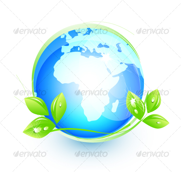 Earth. Environmental concept - Nature Conceptual