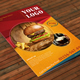 Restaurant Menu Vol 34 - GraphicRiver Item for Sale