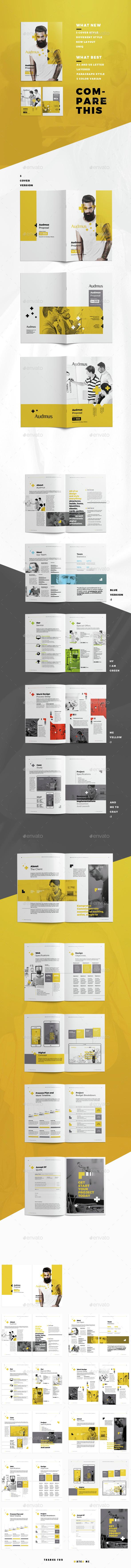 Proposal - Corporate Brochures