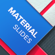 Material Keynote Presentation Template - GraphicRiver Item for Sale