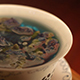 Thailand Blue Tea Leaves in a Porcelain Teapot - VideoHive Item for Sale