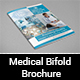 Medical Bifold Brochure - GraphicRiver Item for Sale